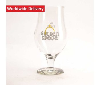 Gulden Spoor Beer Glass - 25cl