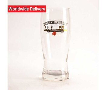 Passchendaele Beer Glass - 50cl