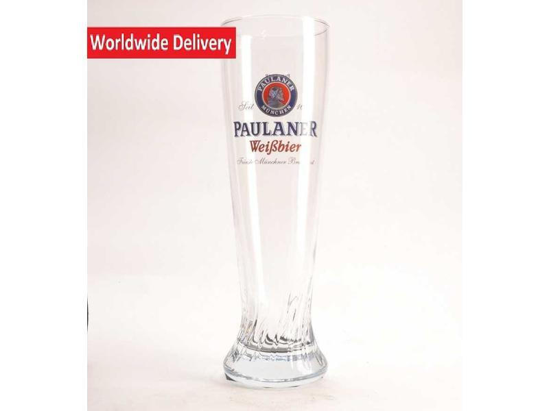 G1 Paulaner Bierglas