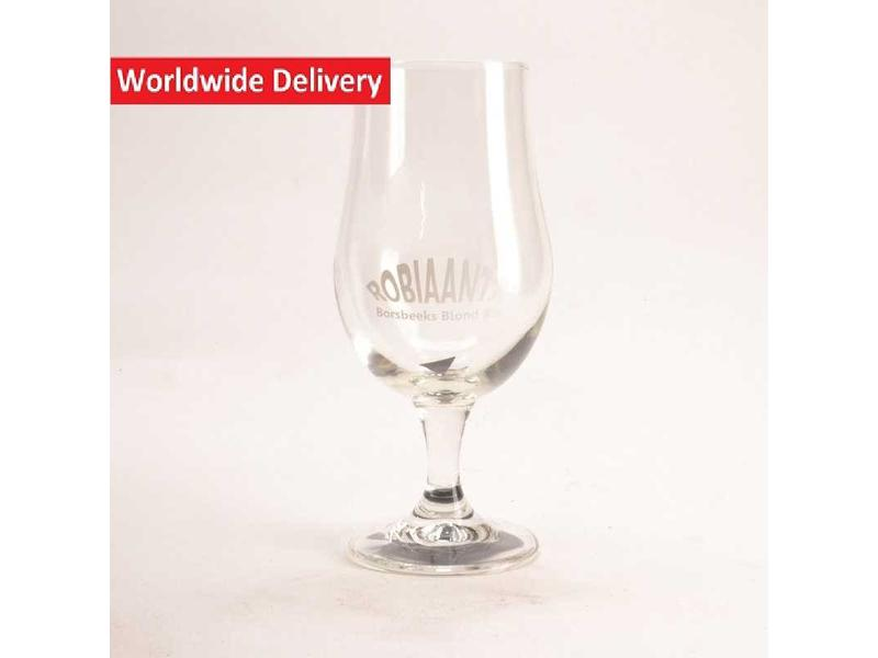 G1 Robiaantje Beer Glass