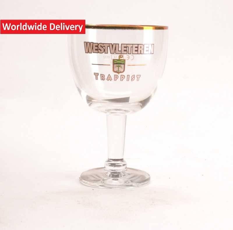 verre a biere westvleteren 33cl acheter en ligne belgian beer factory. Black Bedroom Furniture Sets. Home Design Ideas