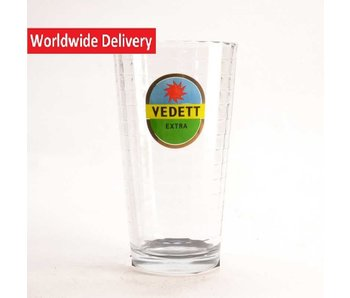 Vedett Beer Glass - 33cl