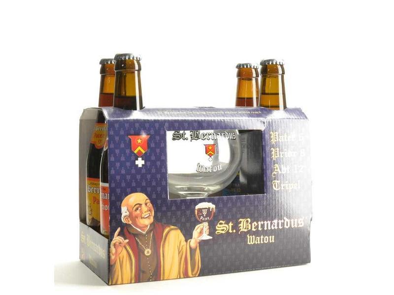 C1 St Bernardus Bier Geschenk