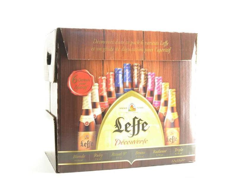 C1 Leffe Bier Geschenk
