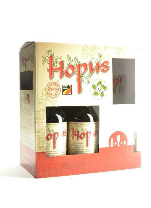 Hopus Gift Pack (4x33cl + 2xgl)