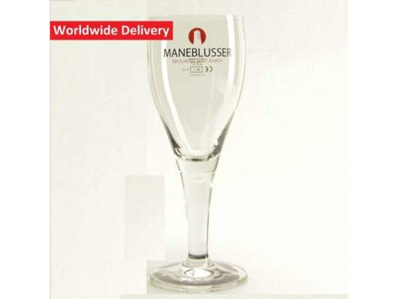 G1 Maneblusser Beer Glass