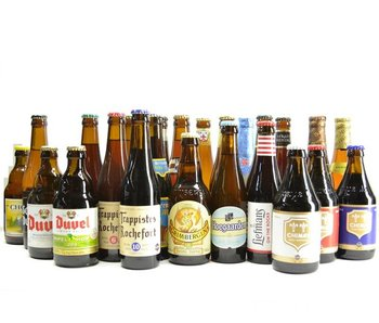 Famous Belgian Beer Box