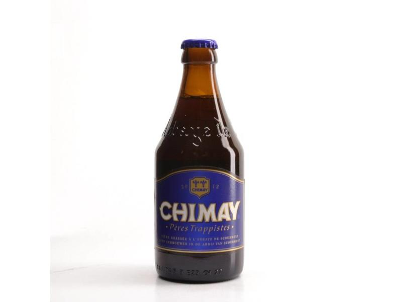 A Chimay Blue (Grande Reserve)