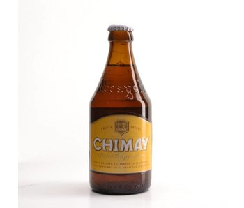 Chimay Weiss (Tripel - Cinq Cents) - 33cl