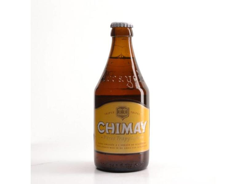 A Chimay Weiss (Tripel - Cinq Cents)
