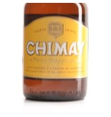 A Chimay White (Tripel - Cinq Cents)
