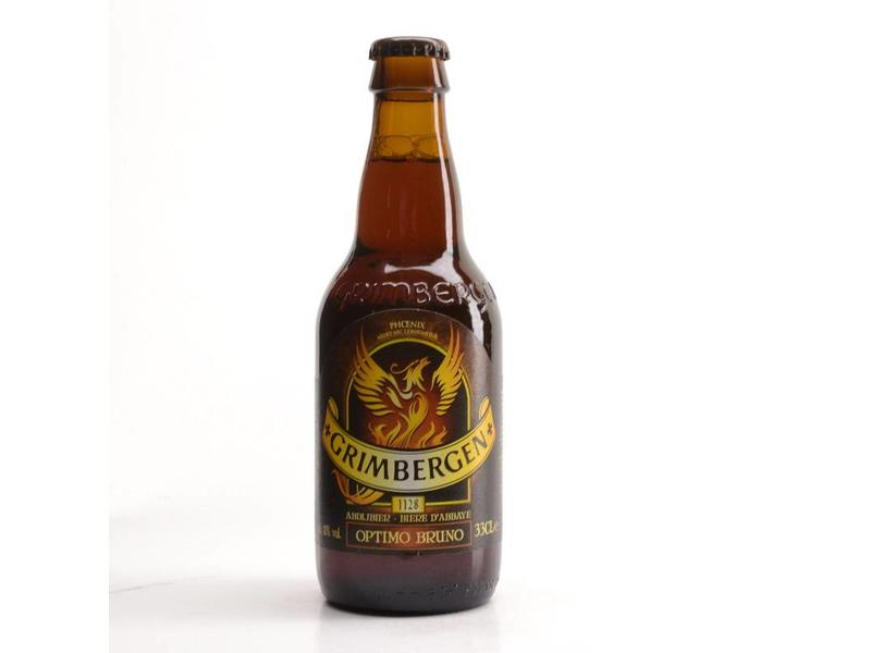 A Grimbergen Optimo Bruno