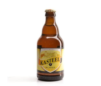 Kasteelbier Blonde - 33cl