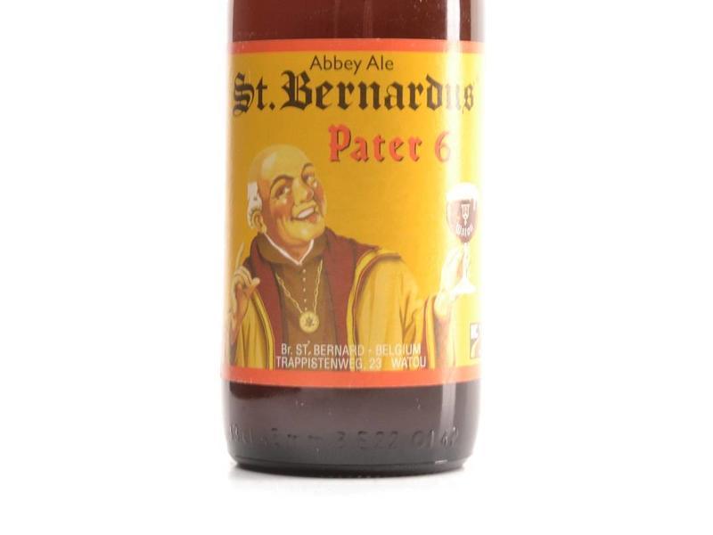 A St Bernardus Pater 6