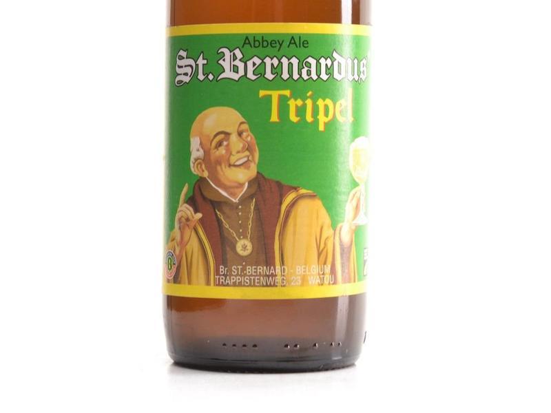 A St Bernardus Tripel