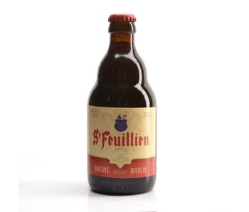 St Feuillien Brown - 33cl