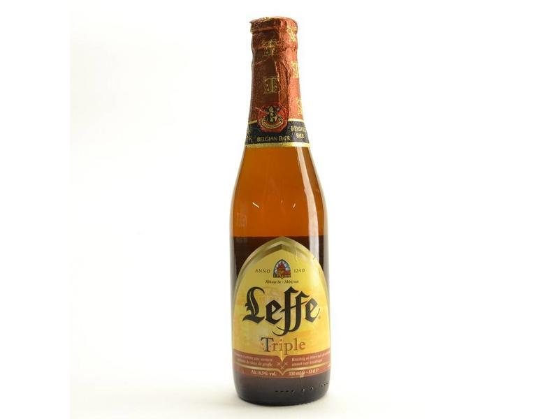 A Leffe Tripel