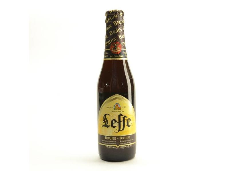 A Leffe Brown