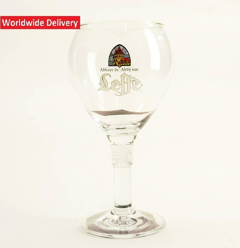 verre a biere leffe 33cl acheter en ligne belgian beer factory. Black Bedroom Furniture Sets. Home Design Ideas