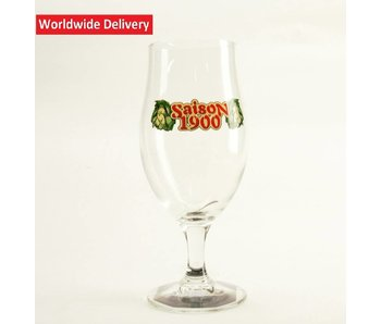 Saison 1900 Beer Glass - 33cl