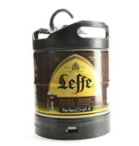 F Leffe Brown Perfect Draft Keg