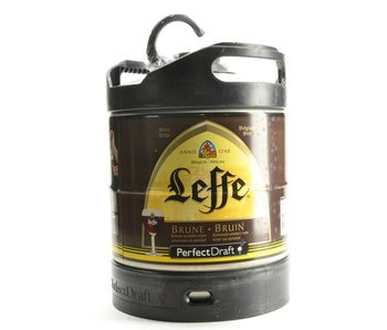 Leffe Brown Perfect Draft Keg - 6l