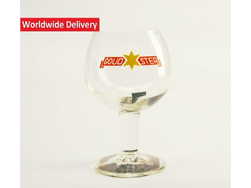 G3 Goud Ster Beer Glass 33cl