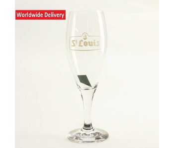 St Louis Beer Glass 25cl