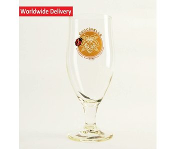 Coccinelle Beer Glass 33cl