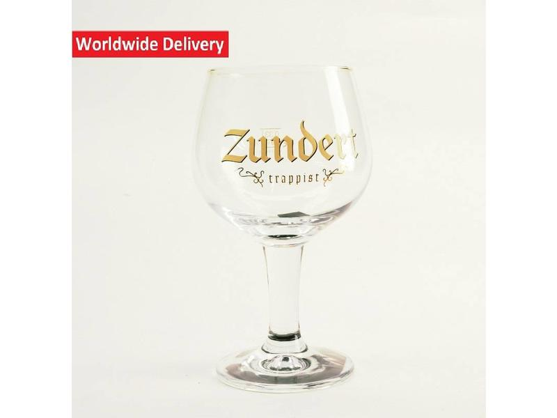 G3 Trappist Zundert Beer Glass 33cl