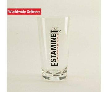 Estaminet Beer Glass 25cl