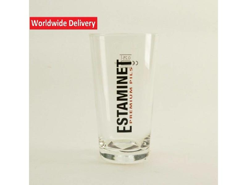 G3 Estaminet Beer Glass 25cl
