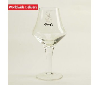 Gings Beer Glass 33cl