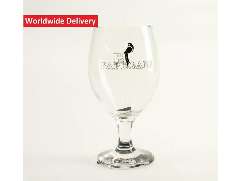 G3 Papegaai Beer Glass 25cl