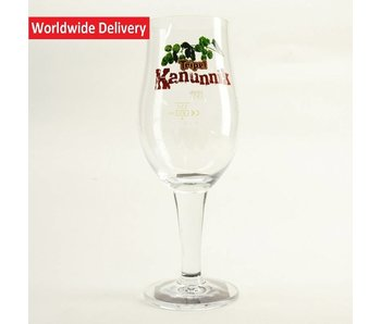 Tripel Kanunnik Beer Glass - 33cl