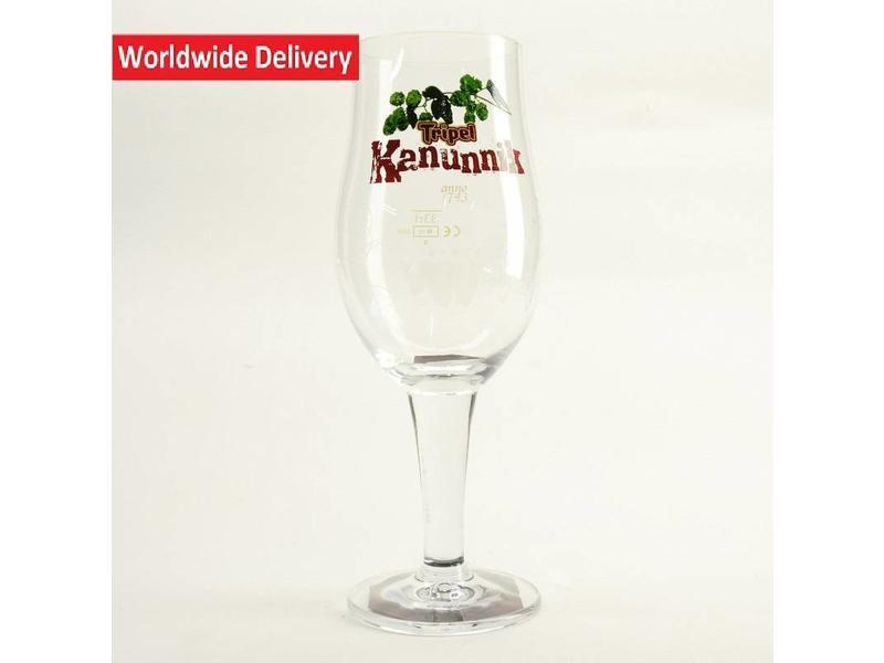 G3 Tripel Kanunnik Beer Glass - 33cl
