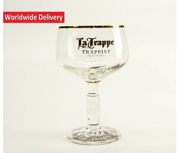 La Trappe Beer Glass 25cl