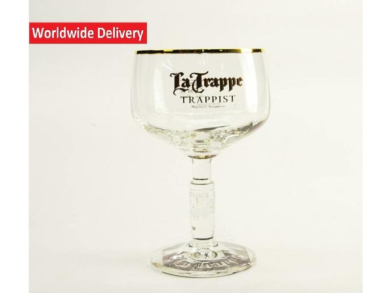 G3 La Trappe Beer Glass 25cl
