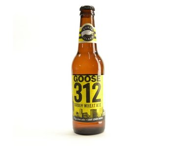 Goose 312 Urban Wheat 33cl