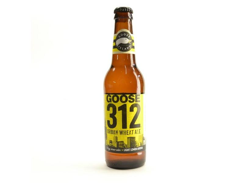 A2 Goose 312 Urban Wheat 33cl