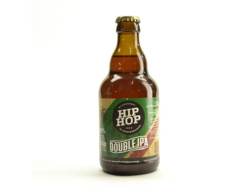 A2 Hip Hop Double IPA 33cl