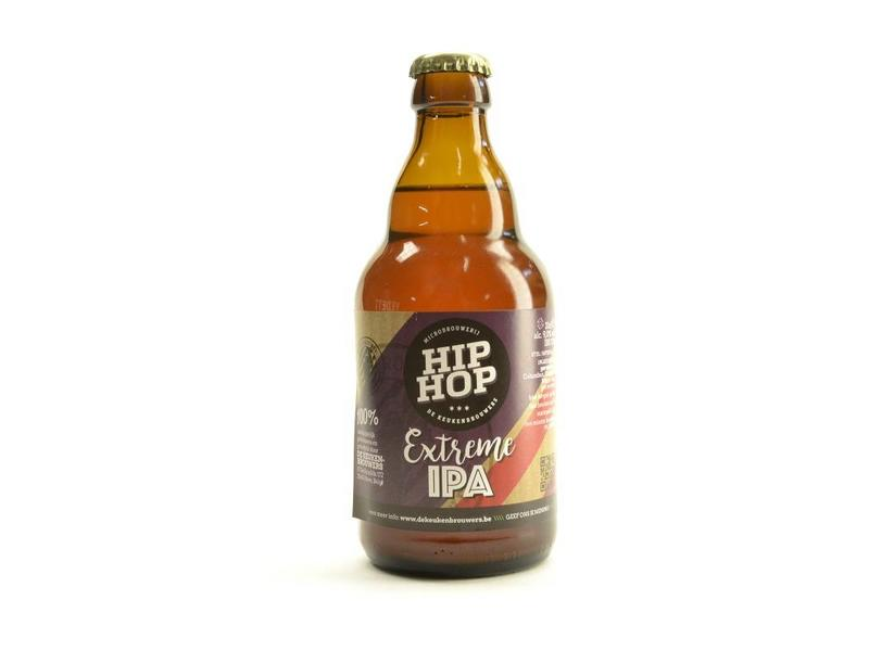 A2 Hip Hop Extreme IPA 33cl