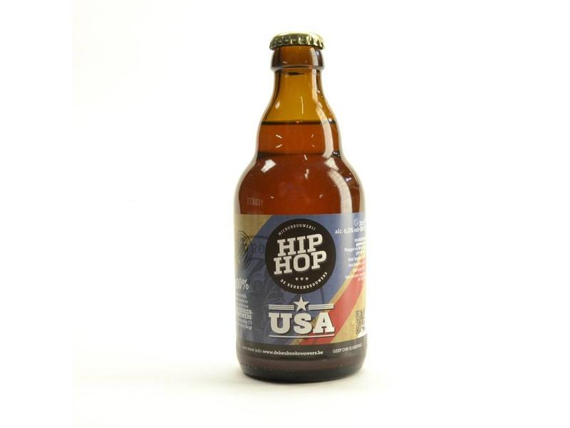 A2 Hip Hop USA 33cl