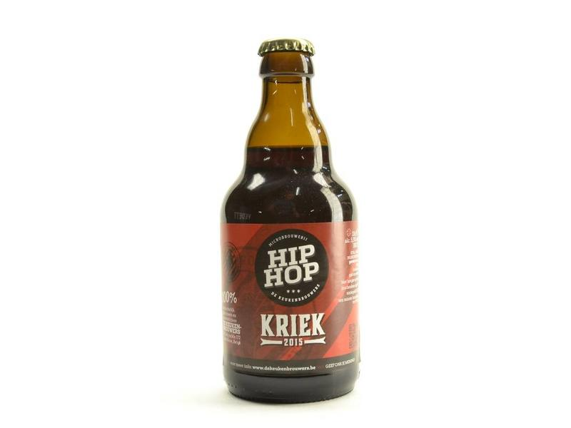 A2 Hip Hop Kriek 33cl