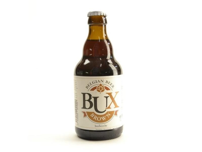 A2 Bux Brown 33cl
