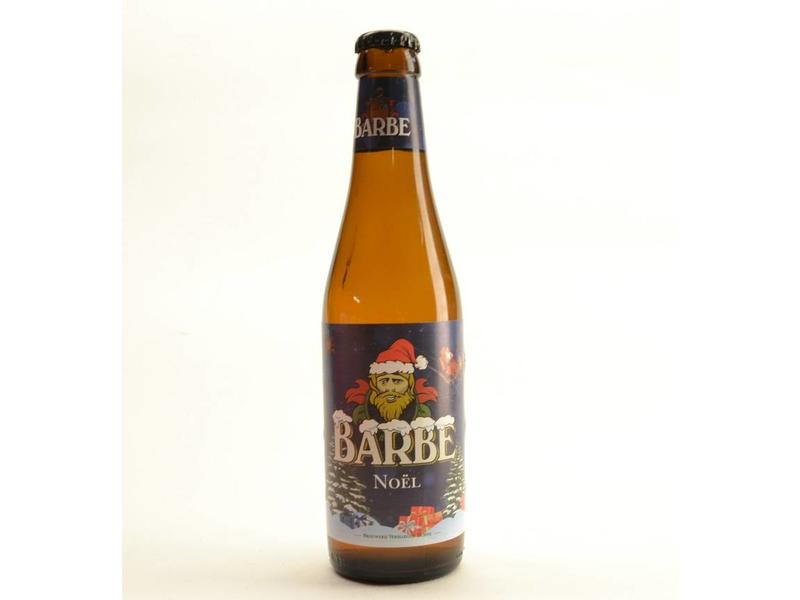 A2 Barbe Noel Weihnacht 33cl