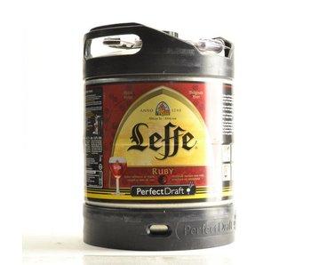 Leffe Ruby Perfect Draft Fut de Biere - 6l