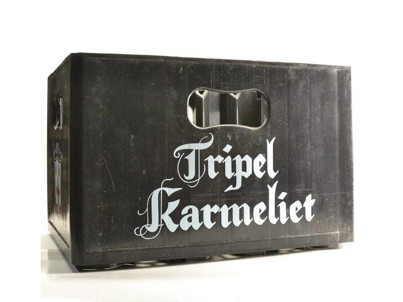 R Tripel Karmeliet Beer Crate
