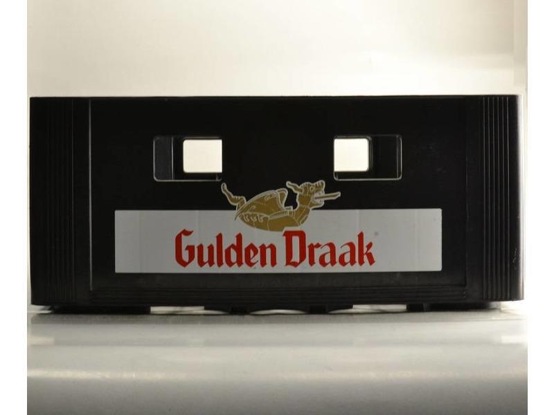 R Gulden Draak Beer Crate