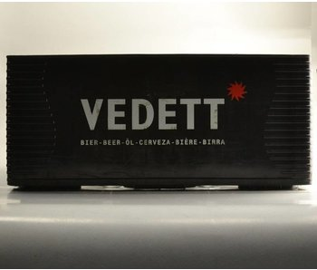 Vedett Beer Crate